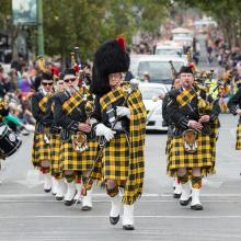MacLeod Pipe Band
